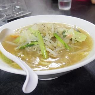 ミヤビ - 料理写真:タンメン 800円