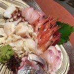Sakanayahidezou - お造り7種盛り