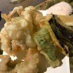 Sakanayahidezou - ハモの天ぷら