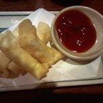 昭和食堂 - チーズカリカリ揚げ