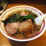 麺壱 吉兆 - 中華そば(650円)