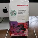 スターバックス・コーヒー - コモドドラゴン