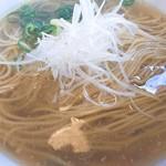 喜元門 - 限定の鮮魚系真鯛出汁