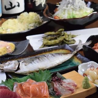 森ノ宮応援酒場 菜蔵 - ほのぼの雅コース4,000円