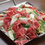 森ノ宮応援酒場 菜蔵 - 一心鍋一人980円