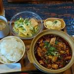 92533893 - 麻婆豆腐定食