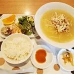 錦斗雲 - 日替わり麺