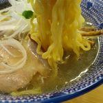 麺屋 まるきよ - しおの麺