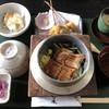 創作茶屋 まきの木 - 料理写真:釜飯膳(うなぎ) @1200
