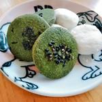 カシュカシュ - よつ葉バタークッキー(抹茶)