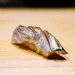 鮨処 つく田 - 秋刀魚