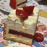 グラン・ヴァニーユ - エマのケーキの断面