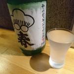 なぎ - 花春やわらか(純米酒) おりがらみ生