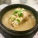 고봉삼계탕 - 料理写真:参鶏湯