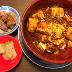 SHAORON麻婆饅 - 麻婆丼セット