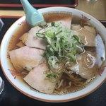 桂町 さっぽろ - チャーシューメン800円