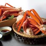 馳走三昧 - 紅ずわい蟹
