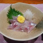おばんざい京 筍矢  - 料理写真:シメ鮎