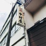 中村屋 - 看板
