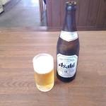 食事処とみたや - 瓶ビール