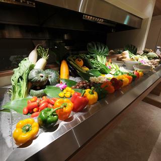 最高の野菜ソムリエと一流シェフが提案する新スタイルレストラン