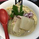 92550071 - 冷やし浅蜊の拉麺