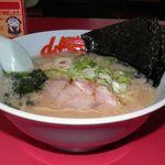 山岡家 - 料理写真:醤油ラーメン 650円