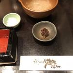 Uenoyabusoba - 菊正みぞれ酒