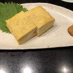 Uenoyabusoba - 玉子厚焼き