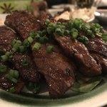 肉蔵でーぶ - ハラミ焼きタレ