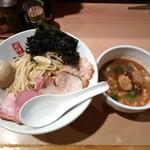 日の出製麺 - 料理写真:特製つけ麺