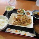 青林檎 - 日替わりランチ:焼肉定食