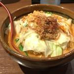 麺場 田所商店 - 野菜味噌ラーメン