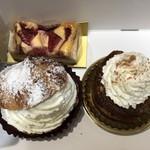 ラベス - 料理写真:ケーキ