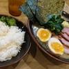 sandaimemenyaakutagawa - 料理写真:息子たちはMAX!