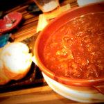 和食ビストロ寛 - もつ煮