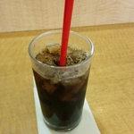 BECK'S COFFEE SHOP  - 水出しアイスコーヒー(S)210円