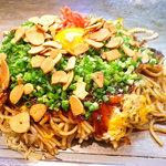 やっちん - 料理写真:広島焼き スタミナ:1000円