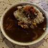 平日昼だけ - 料理写真:和だしそぼろカレー980円