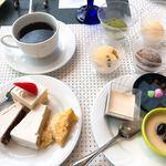 下町 DINING & CAFE THE sea - ケーキもグッド!