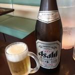 pizzeria di sapore - 瓶ビール(^∇^)