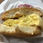 ドムドムハンバーガー - 厚焼き玉子バーガー