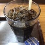 ドムドムハンバーガー - アイスコーヒー 190円 税込