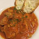 エイトトラックス - ウサギ肉のカチャトーラ