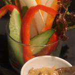 エイトトラックス - 野菜スティック