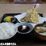 喜代藤 - 料理写真:天ぷら定食