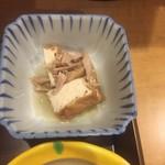 こきづ - 小鉢1