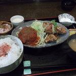 旬食和心 志 - 日替わりランチ850円