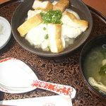 カメリア - 大浜大豆の豆腐丼