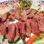 バレーナ - 茅ヶ崎牛ステーキ